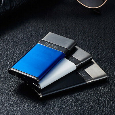 Popular Cigarette Flameless Lighter Electric USB Rechargeable Metal Windproof