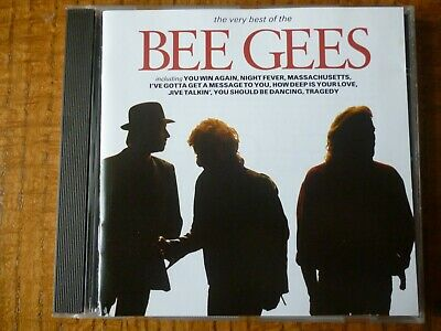 CD ALBUM - Bee Gees - The Very Best of the (1990)