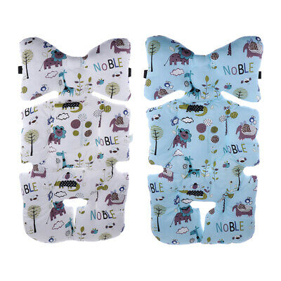 Kid Baby Stroller Cushion Pad Pram Padding Liner/Car Seat Pad Waterproof