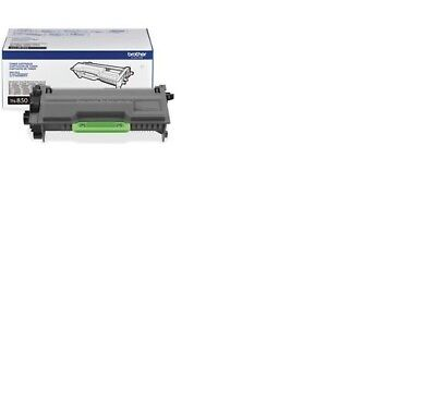 Genuine OEM Brother TN-850 Toner Cartridge Black High Yield TN850