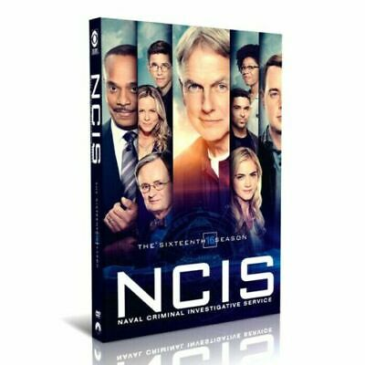 NCIS Season 16 DVD Box Set Complete UK Compatiable New Sealed very limited stock