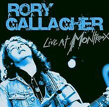 Rory Gallagher Live At Montreux by Rory Gallagher | CD | condition very good