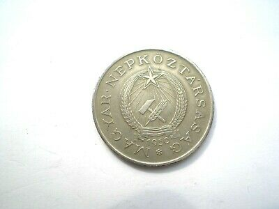 Early 2 Forint Coin From Hungary -Dated 1950-Nice
