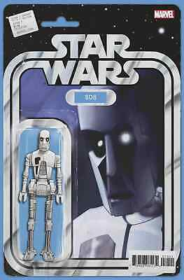 Star Wars 70 John Tyler Christopher Action Figure Variant Nm