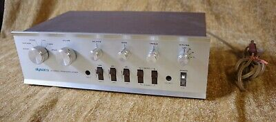 Dynaco Stereo Preamp Pat-4 Serviced Tested