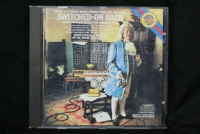 Wendy Carlos ‎– Switched-On Bach -  (C321)