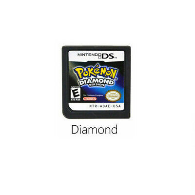 Nintendo Pokemon Platinum/Diamond/Pearl version game for 3DS NDSI DSI DS Y9F0Z