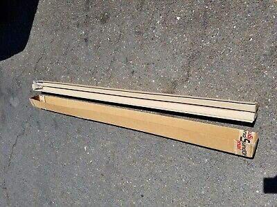 "BRAND NEW Sound Off Signal nLine 60"" Amber (Gen2) (PAIR)"