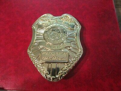 Resident Evil - Raccoon City Police Dept. - S.T.A.R.S. Badge