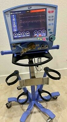 Carefusion/Viasys Vela Ventilator on Rolling Stand