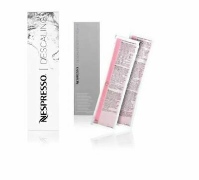 NESPRESSO Descaling Kit - suitable for all machines **Official Genuine Product**
