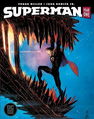 Superman Year One #2 (Of 3) Romita Cover - Dc Black Label - Preorder 21/08/19