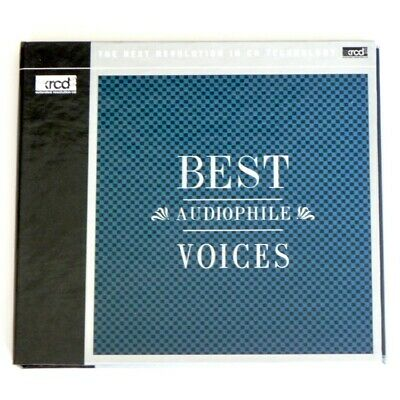 Best Audiophile Voices   - Aa.vv. / Xrcd2 - Premium  Xrcdpr27901 - Japan - Oop