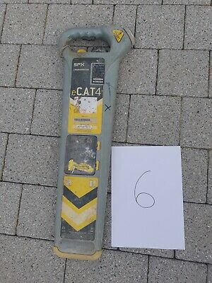 C.A.T 4 Radiodetection SPX Cable Avoidance Tool