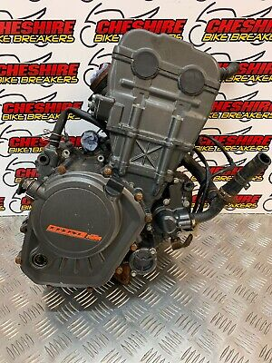 Ktm 125 125CC Duke 2011 2012 2013 2014 2015 2016 Complete Engine With Warranty