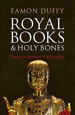 Royal Books and Holy Bones by Duffy  New 9781472953230 Fast Free Shipping..
