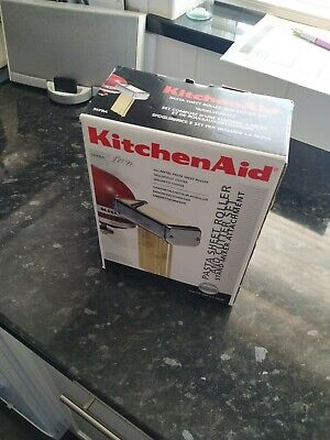 5KPRA Accessory Kitchenaid Pasta Deluxe  sheet roller and cutter attachment x3