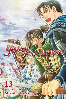 Yona of the Dawn, Vol. 13 by Kusanagi  New 9781421587943 Fast Free Shipping..