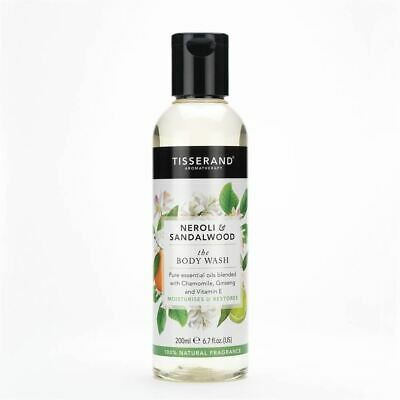 Tisserand Neroli & Sandalwood The Body Wash - 200ml