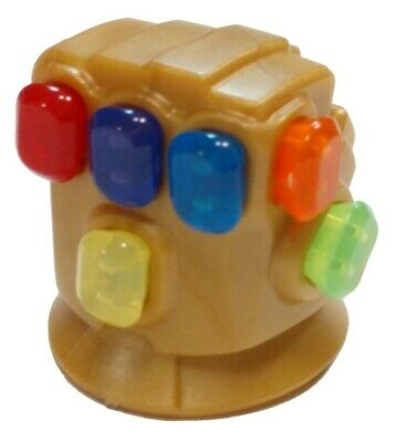 LEGO Infinity War Infinity Gauntlet ALL 6  Stones Gems AUTHENTIC LEGO BRAND