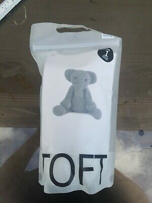 TOFT MAXIMILIAN THE WEIMARANER Dog Toy Animal YARN CROCHET KIT