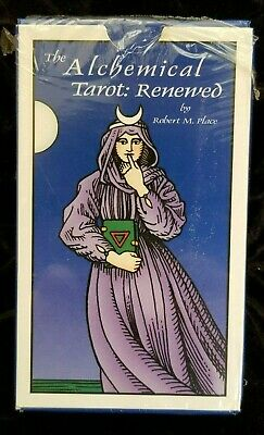 The Alchemical Tarot : Renewed, Second Edition OOP HTF