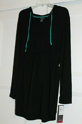 Maternity Hooded Top Oh Baby by Motherhood size XL