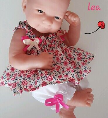 "My First Baby Annabell Dolls Clothes Tiny Tears 12""13""14""15""16"" Dolls"