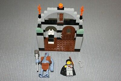 LEGO HARRY POTTER, 1 OLD DARK GRAY ARCH 1x12x3 FOR SET 4712 TROLL ON THE LOOSE