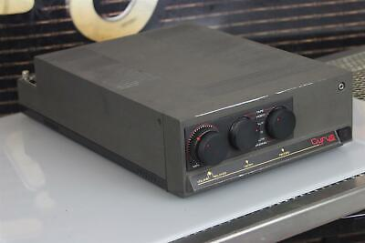 Early Mission CYRUS TWO II AMPLIFIER (cast Mission bottom) Tatty/ Fully Working
