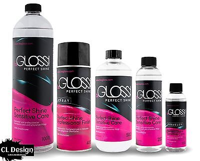 beGLOSS Perfect Shine Latex Öl Latex Polish Latex Pflege Latex Care Rubber Shiny