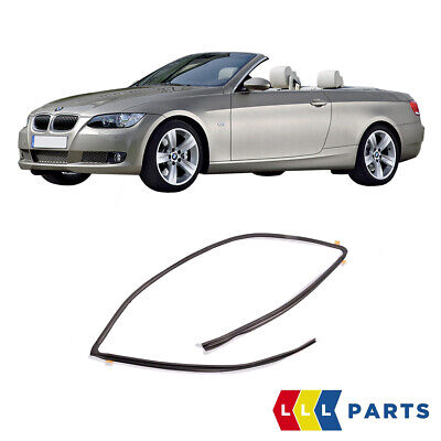 New Genuine Bmw 3 Series E93 Convertible Front Windshield Seal 51317150646