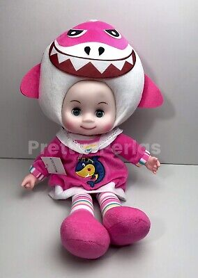 18 Inch Baby Shark Official Song Doll - Pink Mommy Shark English