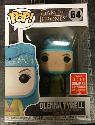 Funko Pop Vinyl Figure-HBO-Game of Thrones-Olenna Tyrell-#64 SDCC EXCLUSIVE 2018