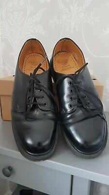 Dr Martens shoes, Size 9. Made in England.