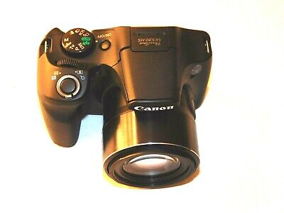 Canon PowerShot SX530 HS 16.0MP Digital Camera with case , +16 gig sd card