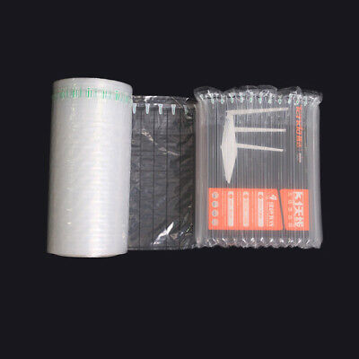 20m Inflatable Air Pillows Cushions Void Fill Packaging Protection Film Durable