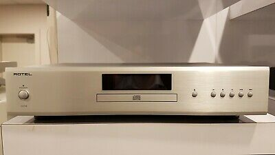 Rotel CD14 CD Player Silver