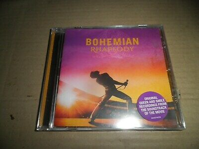 Queen, Bohemian Rhapsody, The Original Soundtrack CD New Sealed