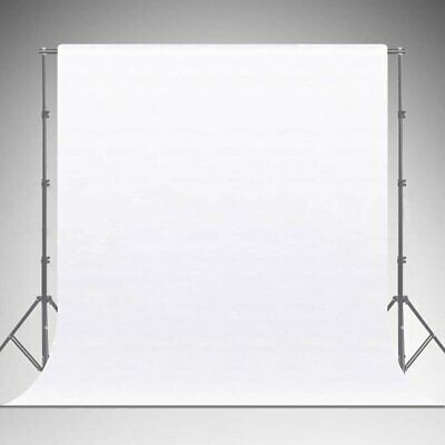Photo 3x3.6m White Backdrop Photography Cotton Muslin Background Studio Screen