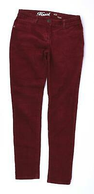Hooch Girls Burgundy Trousers Age 13