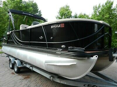 2018 Forest River South Bay 500 Re3 Tri Toon 150hp Yamaha