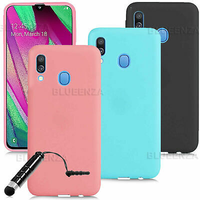 For Samsung Galaxy S20 S20+ 5G A51 A71 A10 S10 Lite Case Cover Gel Silicon Matte