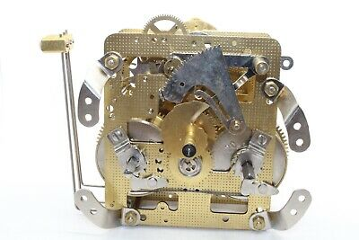 Unused Fhs Franz Hermle & Sons German Clock Movement 151 - 030 34Cm 114.17 1981