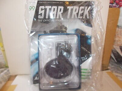 Eaglemoss Star Trek Official Starships Collection,99 Arctic One Assimilated, New