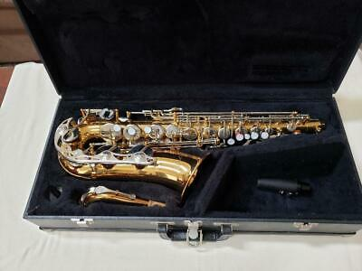 Vito Alto Saxophone With Mouthpiece and Hardcase (LeBlanc) - Made in Japan