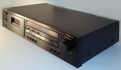 Nakamichi CR-1E  High-End  Stereo Cassette Deck  2-Head  Dolby B & C