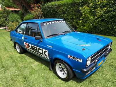 FORD ESCORT RS2000 Mk2 Lhd - Group 2 - Historic 3/D3 Fia