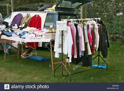 wholesale job lot clothing new car boot 50 pieces