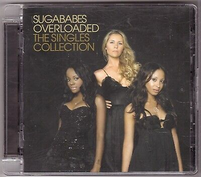 Sugababes - Overloaded - The Singles Collection (CD 2006)